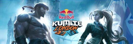 「ストリートファイターV」の招待制オフライン大会「Red Bull Kumite London」が5月23日に開催!日本からはときど選手ら4名が出場