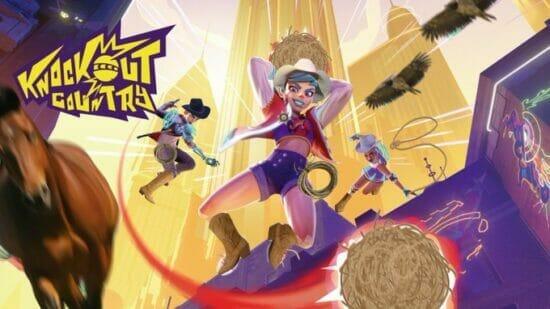 チームを組んで戦うドッジボールアクションゲーム「Knockout City」が発売開始!
