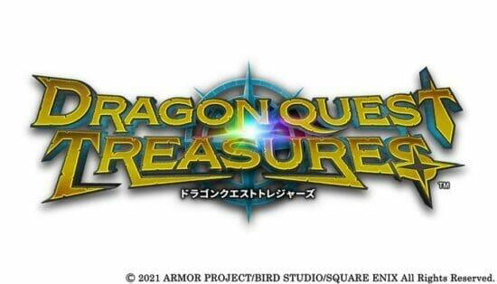 「ドラゴンクエスト トレジャーズ」が発表!「ドラクエ11」のカミュとマヤが繰り広げるお宝探しRPG