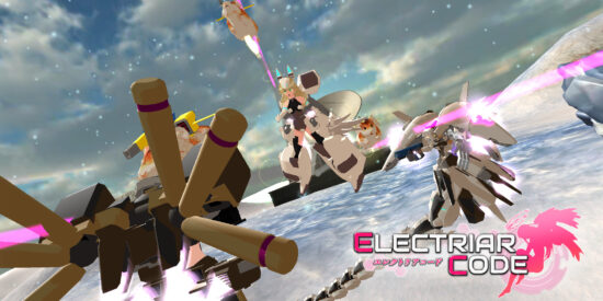 「エレクトリアコード」にスコアアタックが実装!サブストーリー「激闘!!春のガーデン巡り」で新装備を獲得しよう