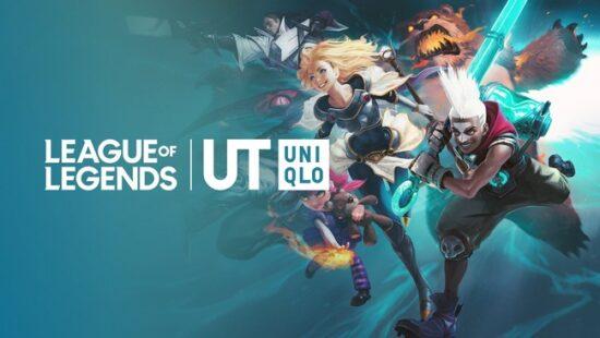 「リーグ・オブ・レジェンド」とユニクロ「UT」のコラボ商品が5月17日から販売開始!