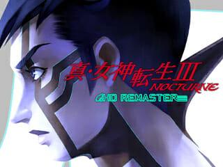 「真・女神転生III NOCTURNE HD REMASTER」のSteam版が配信開始!日本語と英語の切り替えが可能