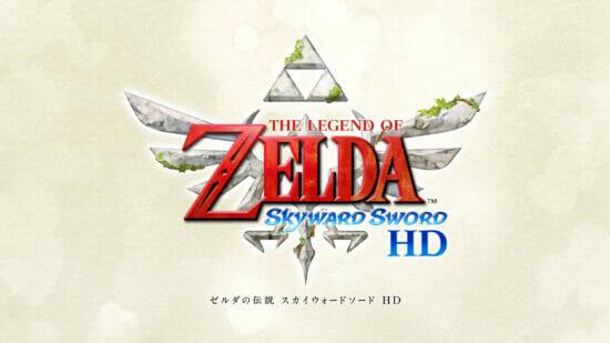 「ゼルダの伝説 スカイウォードソード HD」の紹介映像が公開 Joy-Con2本持ちで剣と盾の操作が可能に