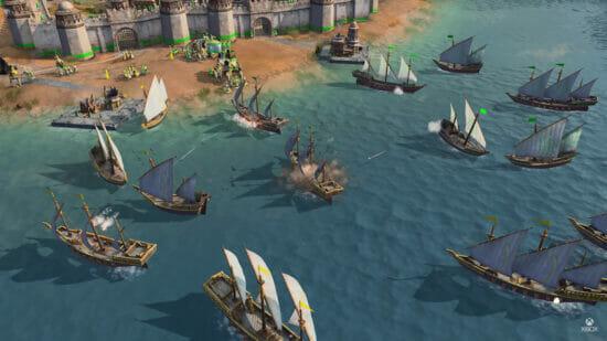 リアルタイムストラテジー「Age of Empires IV」が10月28日に発売決定!