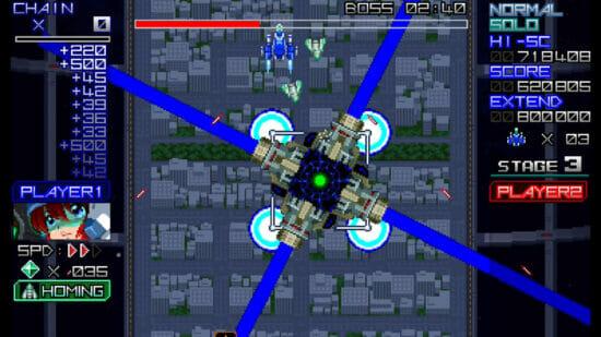 ハイスピード・シューティングゲーム「レイジングブラスターズ」が発売開始!