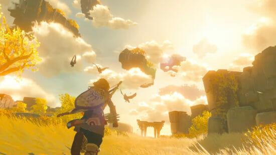 「ゼルダの伝説 ブレス オブ ザ ワイルド」の続編が2022年に発売決定!冒険の舞台は「空の上」まで広がる!