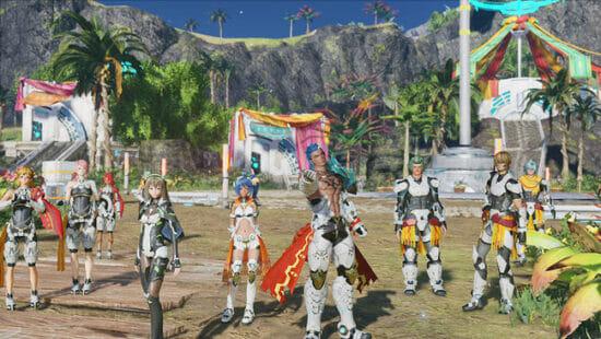 オンラインRPG「PSO2 ニュージェネシス」がサービス開始!ゲームシステムやグラフィックを一新した「PSO2」シリーズ最新作
