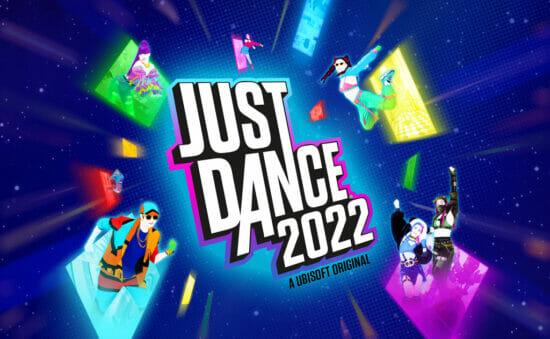 Switch「ジャストダンス2022」が11月4日に発売決定!40曲以上の新規曲、踊れる機能を追加