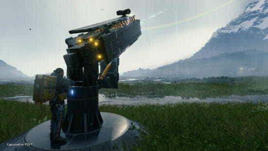 PS5「DEATH STRANDING DIRECTOR'S CUT」が9月24日に発売決定!新要素やオンラインを活用した新機能を追加