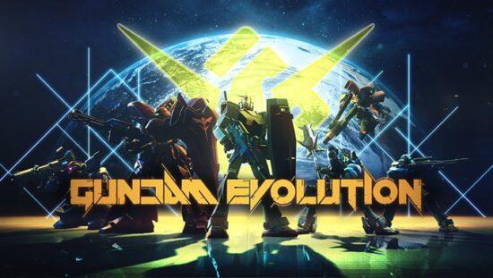 ガンダムチームシューター「GUNDAM EVOLUTION」が2022年にリリース決定 PC版クローズドベータテストの参加者を募集