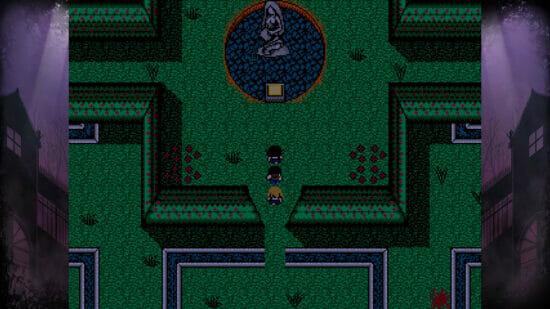 クトゥルフ神話が題材のレトロゲーム風ホラー「クトゥルフ神話RPG 瘴気の海に眠る少女」が発売開始!