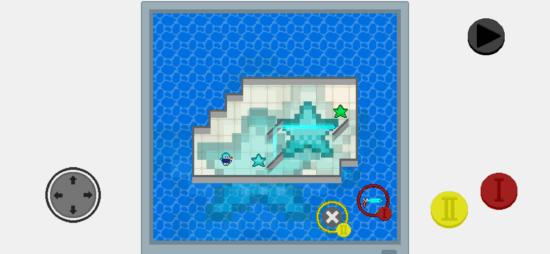「海の世界の星追い」が配信開始!複数の星をパチンコ1発で全て撃ち抜くパズルアクションゲーム