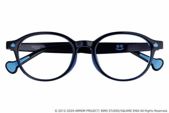 「Zoff」×「ドラゴンクエスト X」のコラボアイウェアがふたたびあらわれた!スライムをモチーフとしたメガネなどが再販売スタート