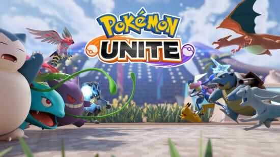 Switch版「ポケモンユナイト」が配信開始!基本プレイ無料で遊べる5vs5のチーム戦略バトル