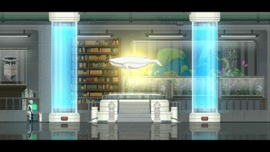 「World for Two」のSteam版が配信開始!生物が死に絶えた世界で新しい生命を創り出すアドベンチャーゲーム