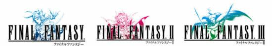 ファイナルファンタジー ピクセルリマスターシリーズの「FFI」「FFII」「FFIII」が発売開始!