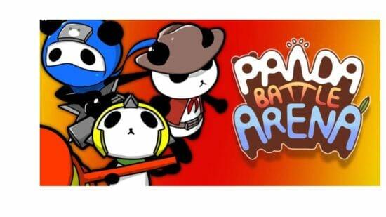 「パンダバトルアリーナ」が配信開始!パンダを操作して最後の1人になるまで戦うバトルロイヤルTPS