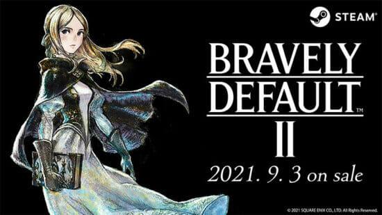 Steam版「ブレイブリーデフォルトII」が9月3日に発売決定!コントローラーサポートや様々な解像度設定に対応