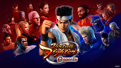 「Virtua Fighter esports」の公式大会 「CHALLENGE CUP SEASON_0 FREE 1 次予選」が8月22日に開催!