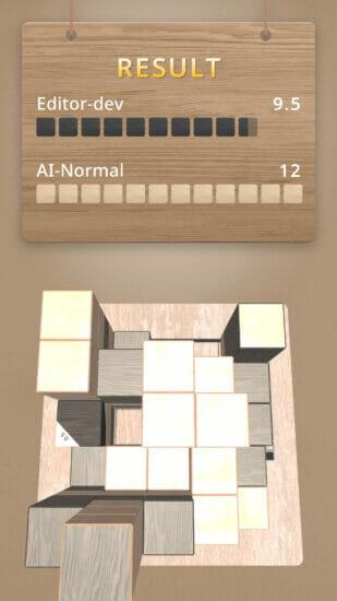 積み⽊の陣取りボードゲーム「ブロックブロック」のアプリ版が配信開始!