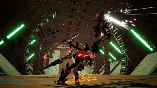 「DAEMON X MACHINA」のいっせいトライアルが9月13日から開始!Nintendo Switch Online加入者なら期間限定で遊び放題