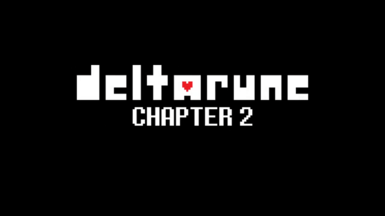 「DELTARUNE」Chapter 2が9月18日午前9時から配信開始!「UNDERTALE」のトビー・フォックス氏制作のRPG