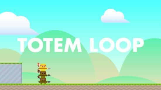 「TOTEM LOOP」のiOS版が配信開始!過去の自分と協力してゴールを目指す横スクロールアクション