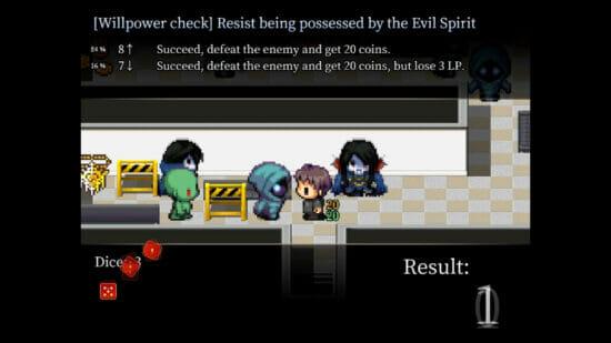 サバイバルホラーパズルRPG「ケース02:パラハザード」がSteamで配信開始!日本語は後日対応予定