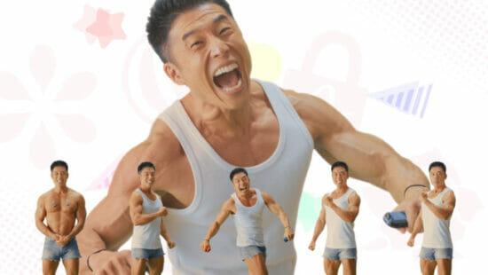 「バンドリ!ガールズバンドパーティ!for Nintendo Switch」のCMが放送開始!なかやまきんに君が筋肉のリズムにあわせて遊ぶ