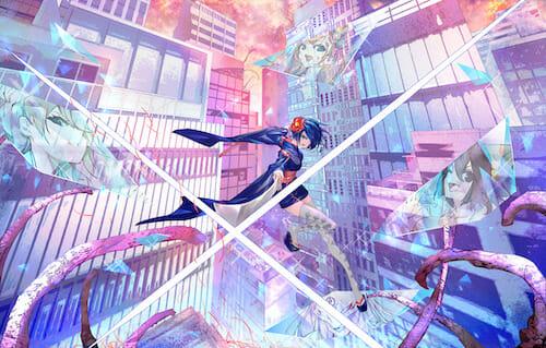 「式姫Project」の完全新作ゲームが発表!2022年にサービス開始を予定