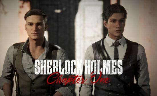 「Sherlock Holmes Chapter One」が11月16日に発売決定!21歳のシャーロック・ホームズが危険な島を旅するオープンワールド推理ADV