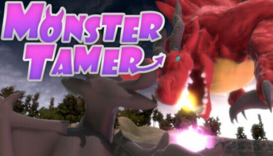 3Dモンスター育成バトル「モンスターテイマー」のアーリーアクセス版が12月に配信決定!