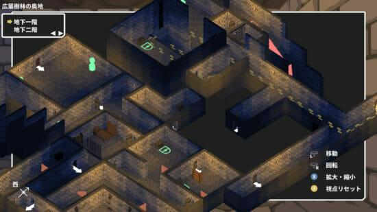 3Dダンジョン探索RPG「両手いっぱいに芋の花を」のSteamストアページが公開!10月8日まで体験版がプレイ可能