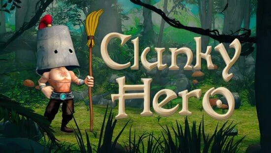 コミカル・アクションRPG「クランキー・ヒーロー」のデモ版が配信開始!アーリーアクセス版は11月9日に発売