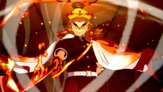 「鬼滅の刃 ヒノカミ血風譚」が発売開始!TVアニメ版を基にした対戦アクションゲーム