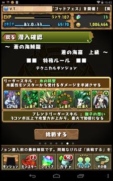 蒼の海賊龍上級1