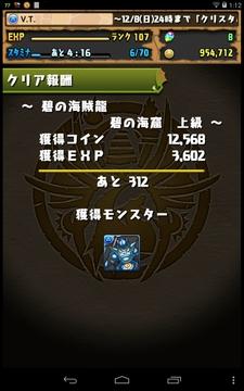 碧の海賊龍上級8